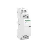 Модульный контактор Schneider Electric iCT25A 2НО 230/240В АС 50ГЦ