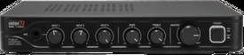 MA-106A Цифровой микшер-усилитель, 60 Вт, 1 унив., 2 лин. входа, 2 аудиоканала