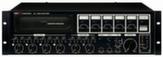 PAM-510 Модульный микшер-усилитель, 5 зон, 120 Вт, 2 лин., 4 унив. входа, вход АТС, RM-05A, режим EM, Voice File